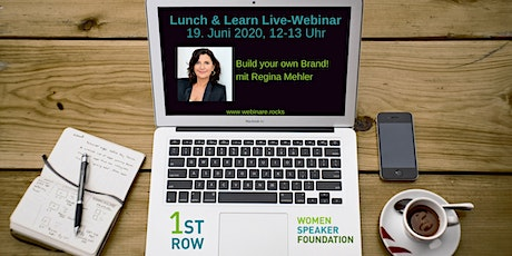 "Live-Webinar ""Build your own Brand!"" Tickets"