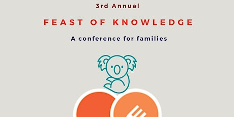 FEAST of Knowledge 2020: Information and science for families tickets