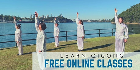 Free Online Qigong Classes for Sydney residents tickets
