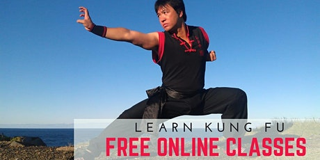Free Online Kung Fu Classes for Sydney residents tickets