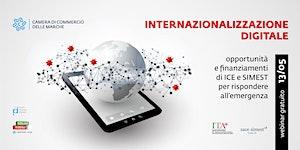 WEBINAR Di necessità virtù I L'internazionalizzazione...
