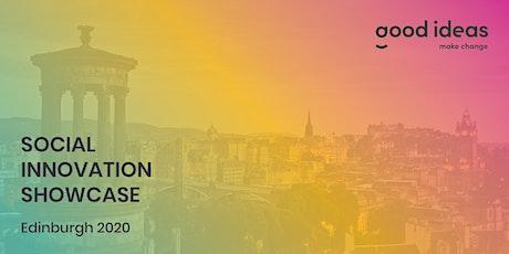Social Innovation Showcase | Edinburgh 2020  tickets