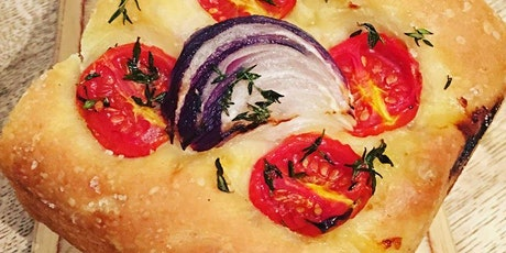 Bread Making Part Two: Savoury (Virtual Course via Zoom) tickets