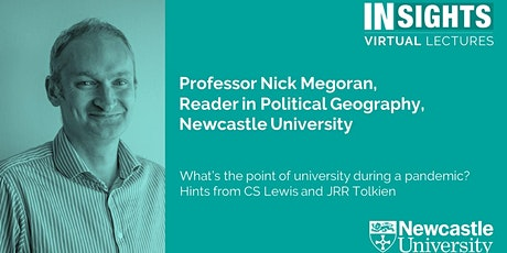 INSIGHTS Virtual Lecture: What's the point of university during a pandemic? tickets