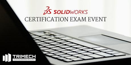 SOLIDWORKS Certification Exam Event - Richmond, VA tickets