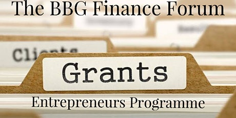 The Business Builders Group Finance Forum tickets