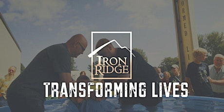 Iron Ridge Church - Multiple Services tickets