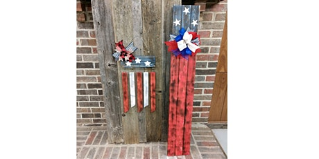 Two Trees DIY:  Patriotic Class tickets