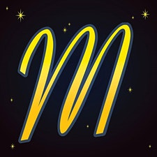 Moonlighting SF, A Variety Show with a Happy Ending logo
