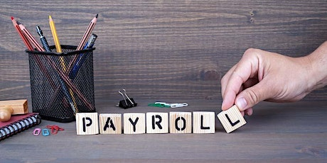 Copy of COVID-19 Payroll Processing For Ireland   Online Training Session tickets