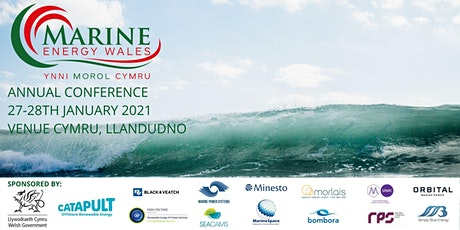 Marine Energy Wales Conference 2021 tickets