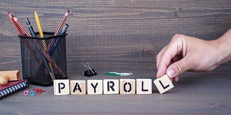 Copy of COVID-19 UK Payroll Processing   Online Training Session tickets