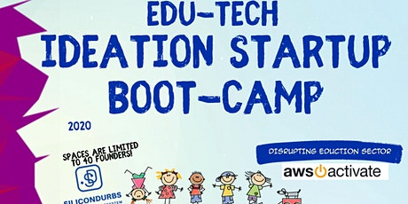 Education Technology Tech Startup Ideation Boot-camp tickets