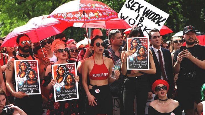 International Whores' Day -- NYC Digital Rally image