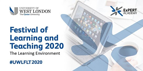 Festival of Learning and Teaching 2020: The Learning Environment tickets