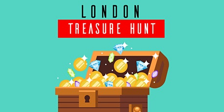 Magic Treasure Hunt in Central London for friends, couples and families