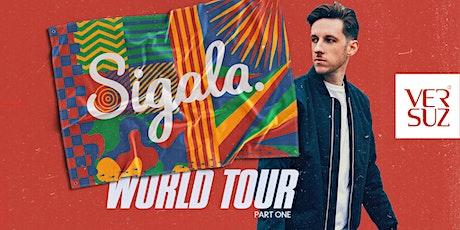 Sigala World Tour 'Part 1' tickets