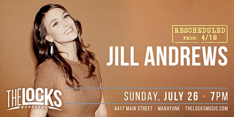 Jill Andrews tickets