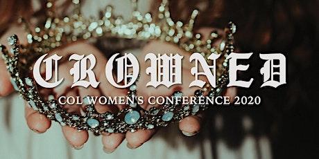 CROWNED 2020: COL Women's Conference biglietti