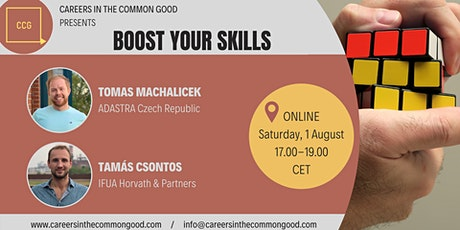 Boost Your Skills tickets