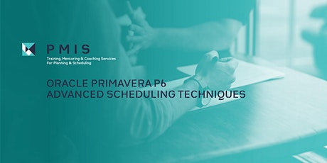 Oracle Primavera P6 Advanced Scheduling, July 6th tickets