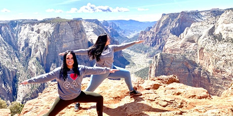 All-inclusive Yoga Retreat to Zion National Park tickets