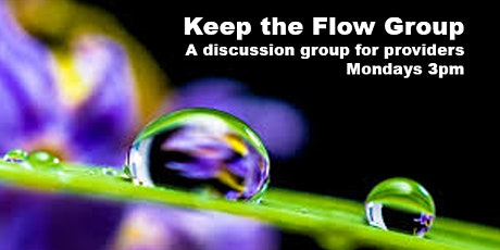 Keep the Flow - A Discussion Group - Presented by YWCA Greater Austin tickets