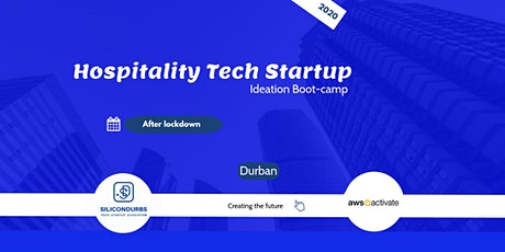 Hospitality Tech Startup Ideation Boot-camp tickets