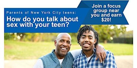 Parent Focus Group-Staten Island tickets
