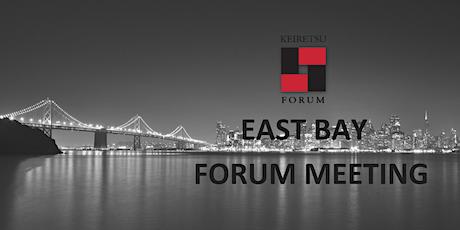 May 28, 2020 Keiretsu Forum East Bay *Virtual Meeting* tickets