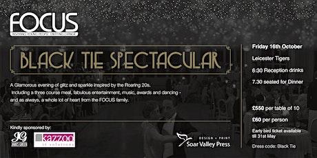 FOCUS Black Tie Spectacular 2020 tickets