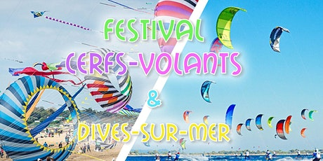 Festival Cerf-Volants 2020 à Houlgate & Village normand billets