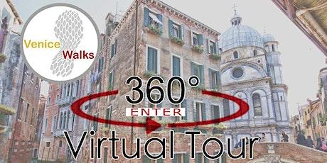 Visita Virtuale della Venezia Nascosta biglietti