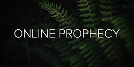 Tuesday Prophetic Online Ministry tickets