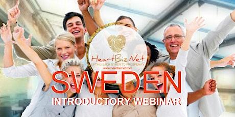 HeartBizNet SWEDEN Introductory Webinar: Get Back Your Personal Finances on shape tickets