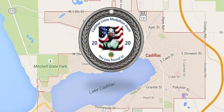 Cadillac Lions Medallion Hunt tickets