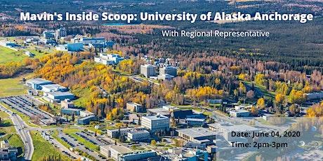 Mavin's Inside Scoop on University of Alaska Anchorage tickets