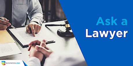 Ask a Lawyer - Aug 19/20 tickets