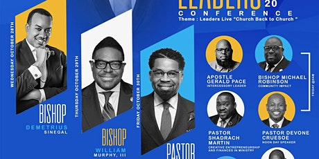 Pastors & Leaders Conference tickets