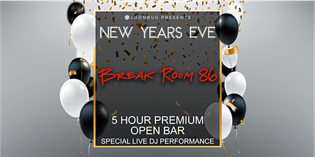 Break Room 86 NYE '21 | NEW YEAR'S ROCKIN' EVE tickets