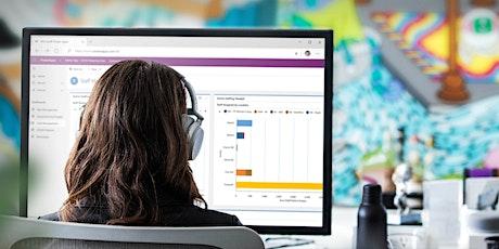 Microsoft Power Platform Webinar Series: Showing Off Your Data tickets