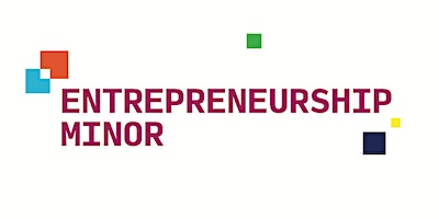 Entrepreneurship Minor Information Session
