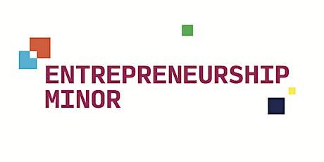 Entrepreneurship Minor Information Session biglietti