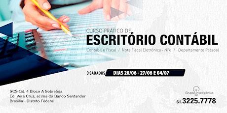 CURSO PRÁTICO DE ESCRITÓRIO CONTÁBIL ingressos