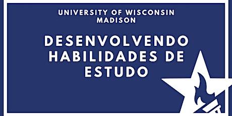 [ONLINE] Desenvolvendo habilidades de estudo com University of Wisconsin Madison ingressos
