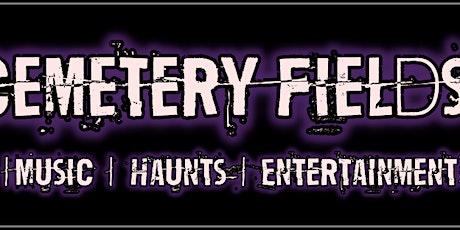 Cemetery Fields  Halloween Music Fest tickets