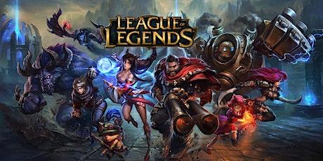 League of Legends Online Tournament tickets