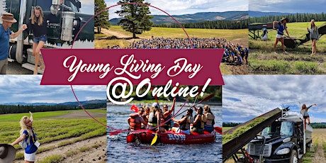 Young Living Day Special Online tickets