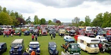 Basingstoke Festival of Transport May 2021 - Exhibitor Registration tickets