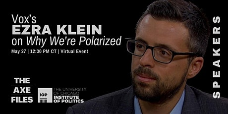 """Live Taping of """"The Axe Files"""" with Ezra Klein tickets"""